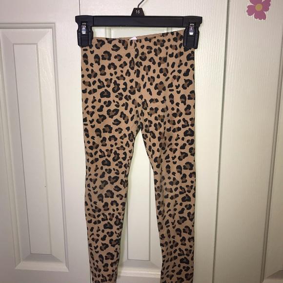 Carter's Other - Cheetah Print Leggings